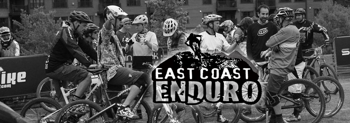 East Coast Enduro header image
